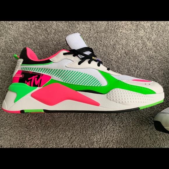 Puma Shoes | Puma Mtv Rare Limited